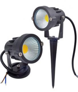 7W LED Garden Light
